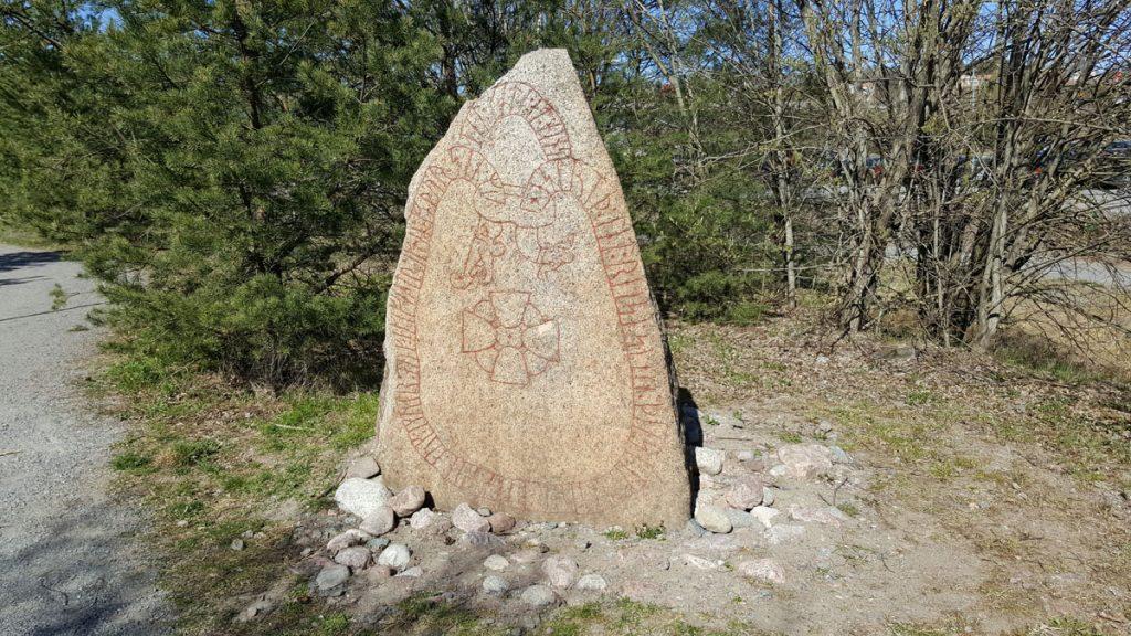 Estrids sten Knivstaån